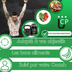Coaching Alimentaire (6 Mois)