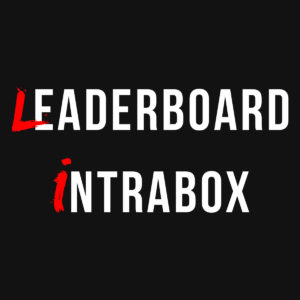 Leaderboard Compétitions IntraBox