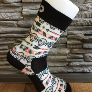 Chaussettes MEXICANSKULL – BRO SOCK