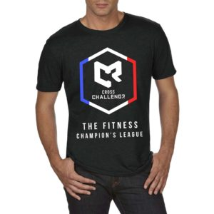 CROSS CHALLENGR – TSHIRT – FITNESS CHAMPION'S LEAGUE