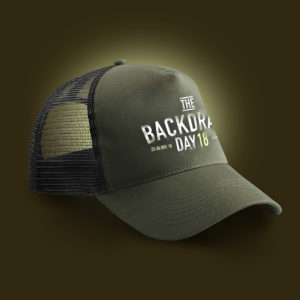 CASQUETTE THE BACKDRAFT DAY 2018