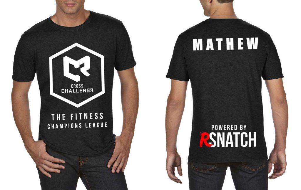 Tshirt Hommes CHALLENGR Neutre