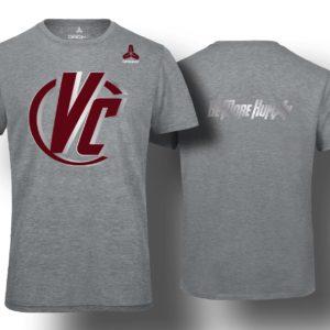 T-shirt Vitality Center (CrossFit Ludus)