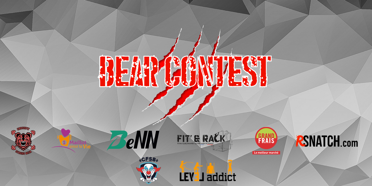 Cover Bear Contest