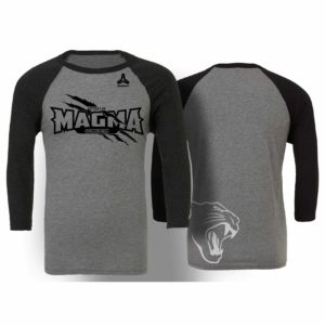 T-SHIRT BASEBALL – FITTEST OF MAGMA