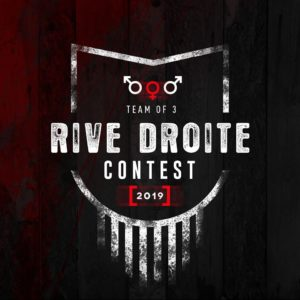 RIVE DROITE CONTEST 2019 – PACK