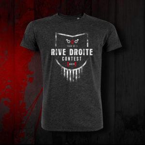 RIVE DROITE CONTEST 2019 – T-SHIRT