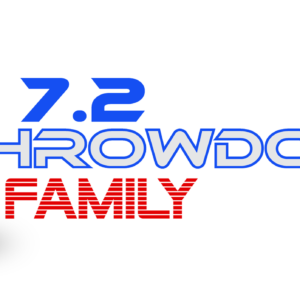 7.2 THROWDOWN FAMILY 2020