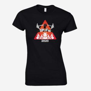 TSHIRT SPITFIRE CONTEST 2020 FEMMES