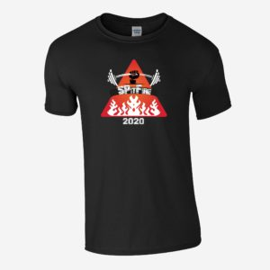 TSHIRT SPITFIRE CONTEST 2020 HOMMES