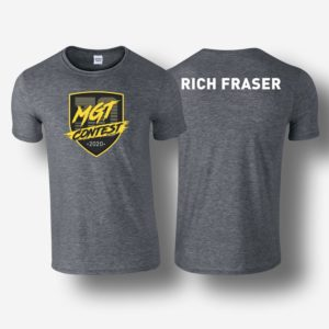 MGT CONTEST 2020 – PACK TSHIRT