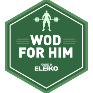 WOD FOR HIM 2020 – PACK INSCRIPTION EQUIPES