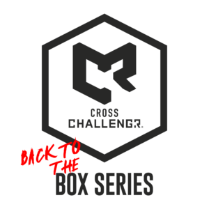 CROSS CHALLENGR – BACK TO THE BOX SERIES – PACK INSCRIPTION