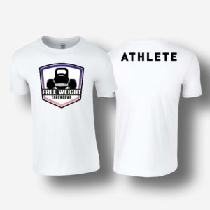 Protégé : FREE WEIGHT THROWDOWN – TSHIRT